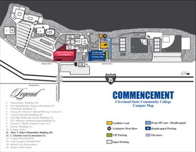 Graduation Information | Cleveland State Community College