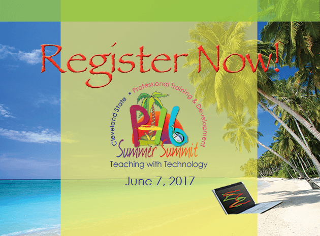 Register Now for P-16 Summer Summit